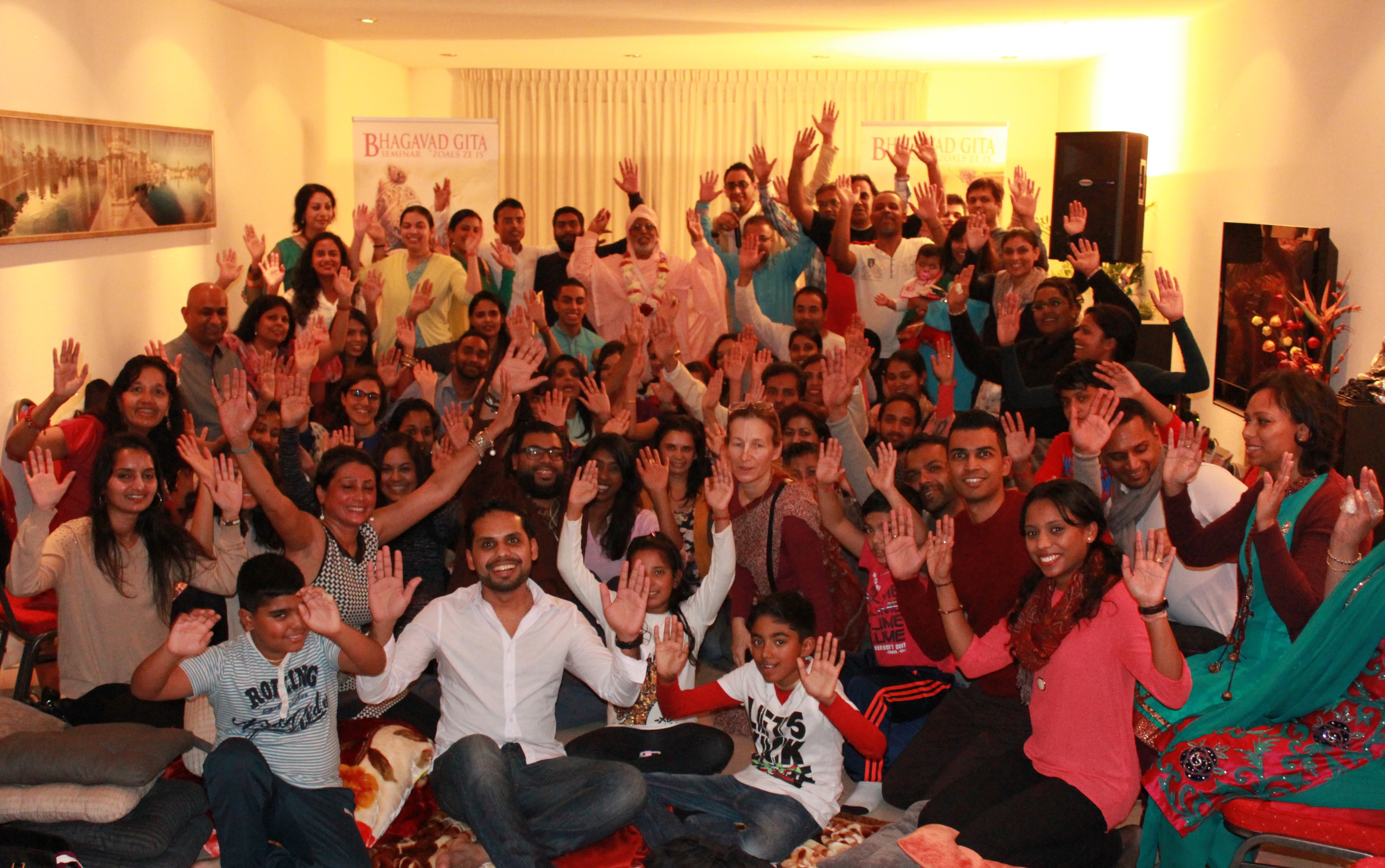 Citaten Uit Bhagavad Gita : Een ervaring op het bhagavad gita seminar