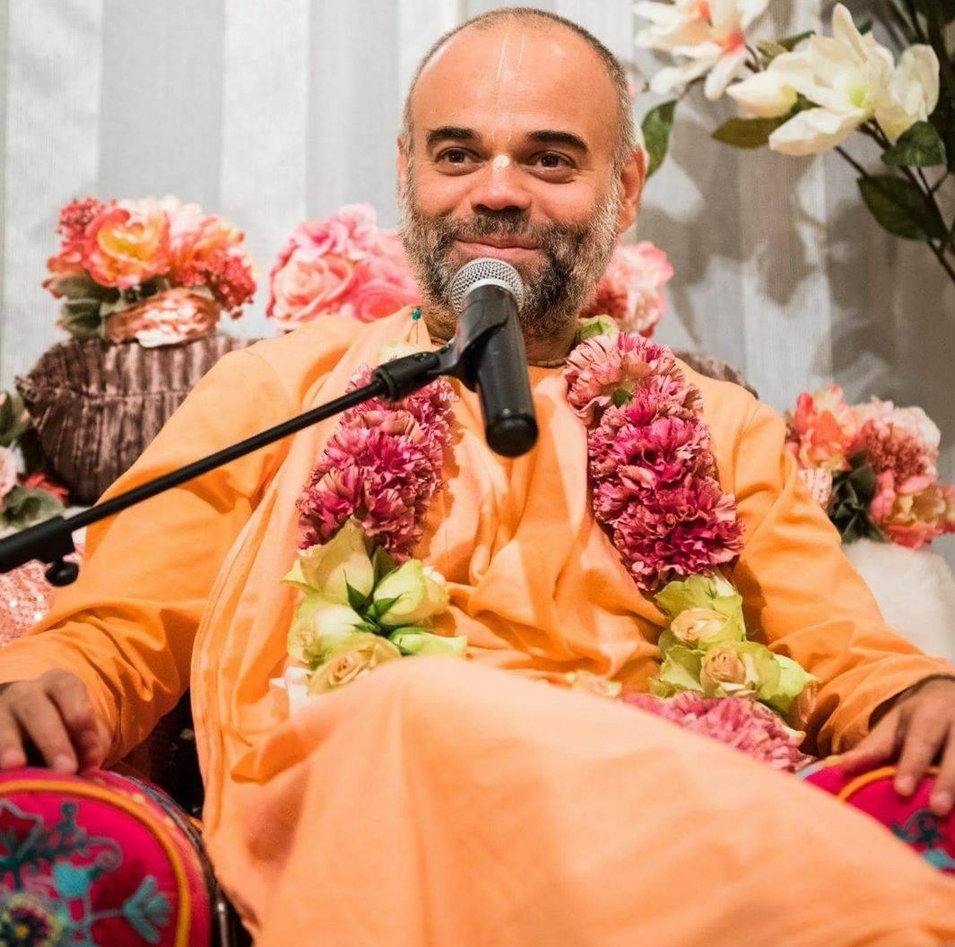 BV Siddhanti Maharaj